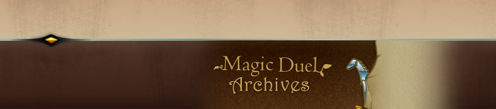 MagicDuel Archives